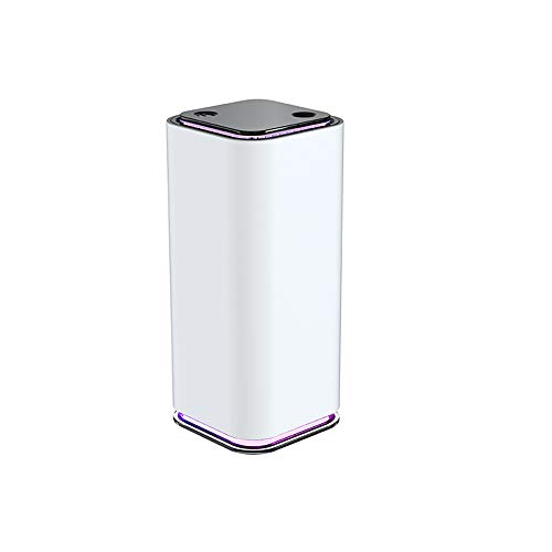 Succeed Xlion Portable Mini Humidifier, Personal Desktop Humidifier for Car, Two Mode 7-Color LED Night Light, Auto-Off, Ultra-Quiet and Leak Proof (Touch Switch).