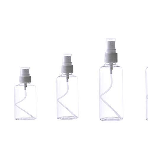 Travel Spray Bottle, Portable Beauty Bottle, for Flight, Aéroport, Vacances (3 Pcs)