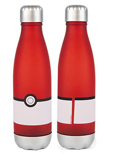 Pokemon Zak Pokeball Soft Touch 700 ml Sport-Trinkflasche