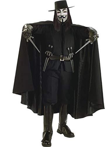 Rubie's Costume Co Dlx. V For Vendetta Cape Costume