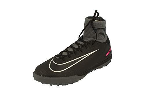 Nike Jr Mercurialx Proximo II TG, Botas de fútbol Unisex Adulto, Negro (Black/Black-Dark Grey), 38