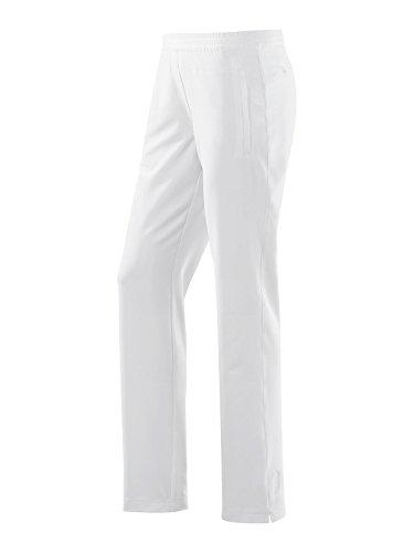 JOY sportkleding vrijetijdsbroek NITA voor dames - comfortabele joggingbroek met rechte pijp en onderhoudsvriendelijk stretchmateriaal | perfecte pasvorm voor dagelijks gebruik