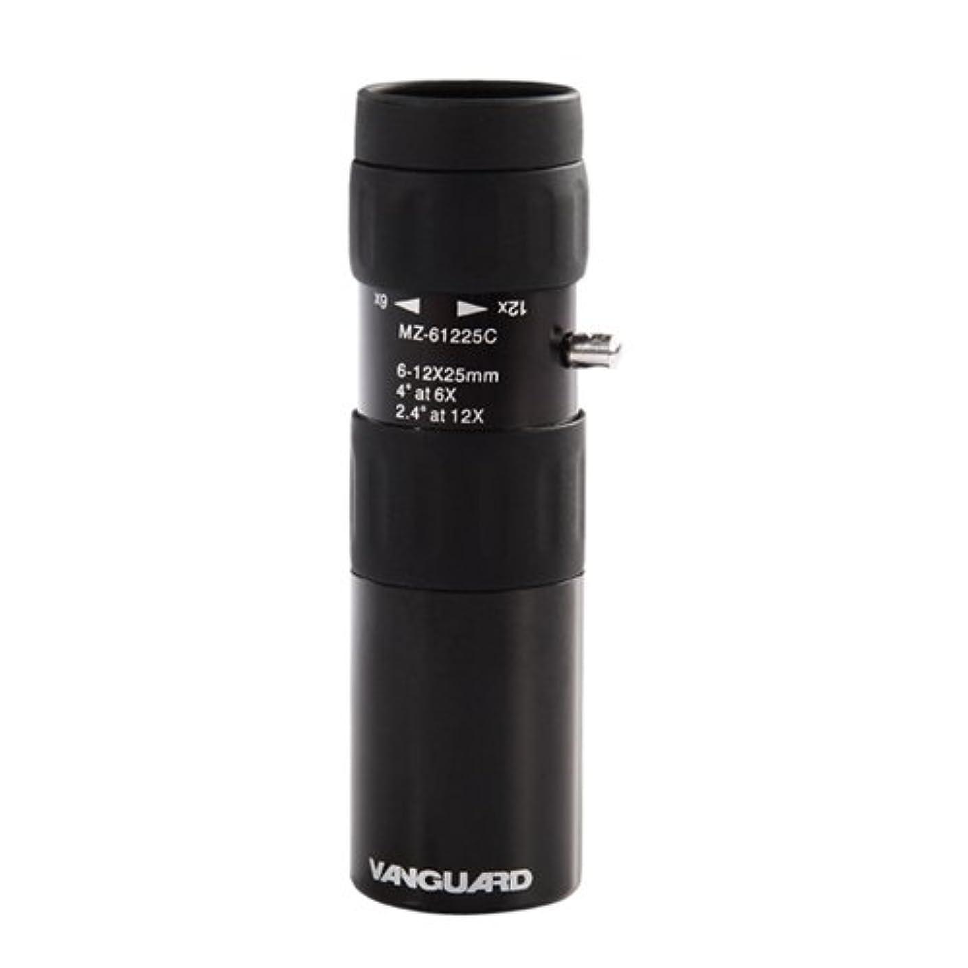 明らか弱い不調和VANGUARD ズーム式単眼鏡 MZ-61225C 6~12倍 25口径