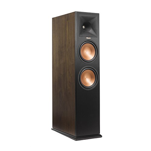 Klipsch RP-280FA Floorstanding Speaker - Walnut Veneer (Each)