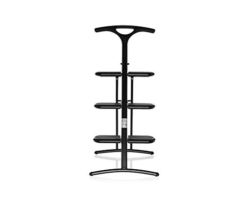 Kartell 700009 Folding Ladder Tiramisu Black