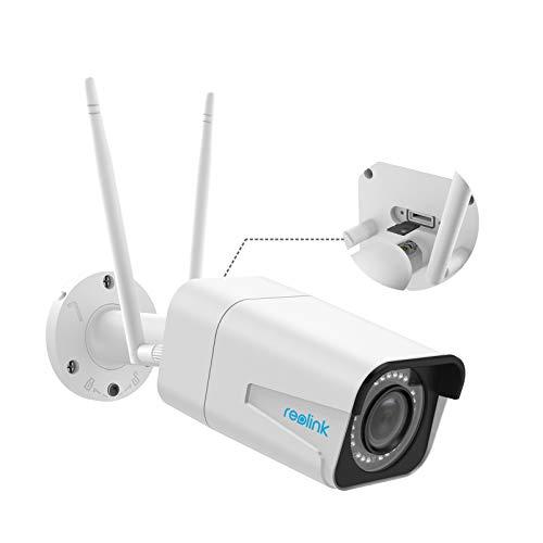 Reolink 5 MP Wlan Überwachungskamera mit 4X optischem Zoom für Außen,RLC-511W