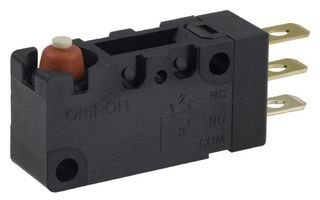 OMRON ELECTRONIC COMPONENTS D2VW-5L2A-1HS MICRO ROLLER SWITCH Houston Mall L Portland Mall