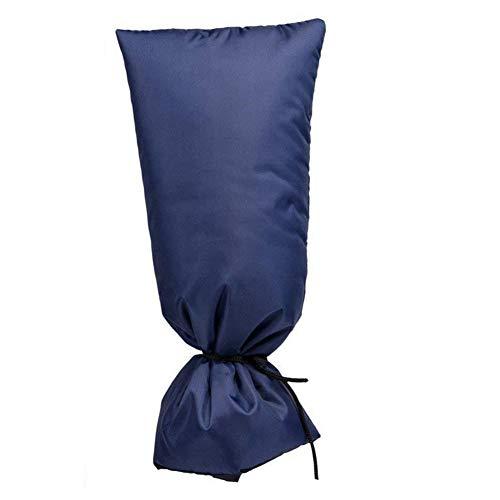 aheadad - Tapa para grifo de invierno al aire libre, de tela, tapa del grifo, calcetín para la prevención del gel, grifo de jardín protector para el invierno