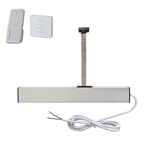 Dispositivos inteligentes para el hogar Interruptor De Control Remoto De Seguridad For El Abridor Del Obturador Actuador Automático Eléctrico De La Cadena Stroke 300mm 400mm 2 4VDC ( Color : Kit 7 )