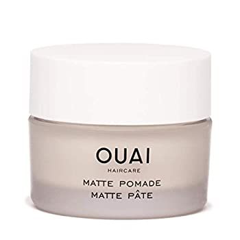 OUAI Matte Pomade Add Hold Texture and Separation for an Effortlessly Styled Piecey Look Control Ends and Create a Matte Finish for Cool yet Casual Hair Free from Parabens  1.7 oz