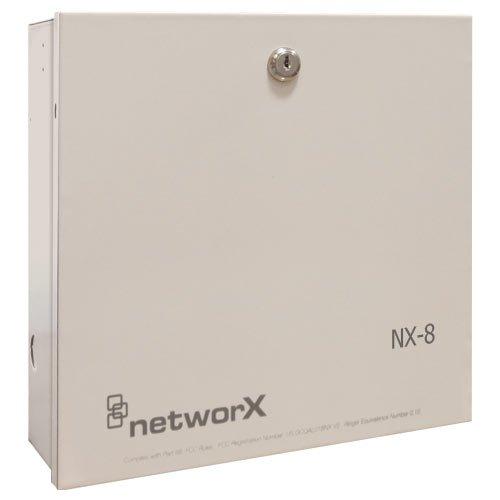 Interlogix NetworX NX-8 Security Control Panel (NX-8)