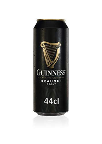 Guinness Draught Cerveza Lata, 440ml