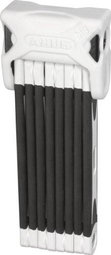 ABUS Faltschloss 6000/120 Bordo Big, White, 120 cm, 54128