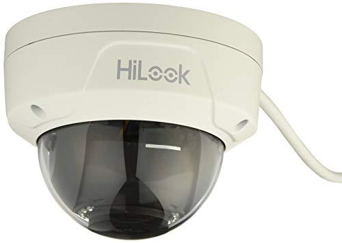 Camara HILOOK H.264 Series / D1 Series IR Dome/Res 2MP/ Lente Fija 2.8/4/6MM/ IP67, IK10 /hasta 30M IR/Metalica (IPC-D120-M)