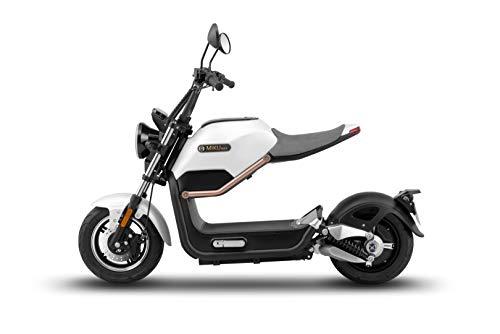 MIKU MAX by ECONELO Elektro-Roller 45 km/h weiß*