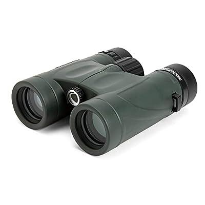 Celestron 71331 Nature DX 10x32 Binocular (Green)