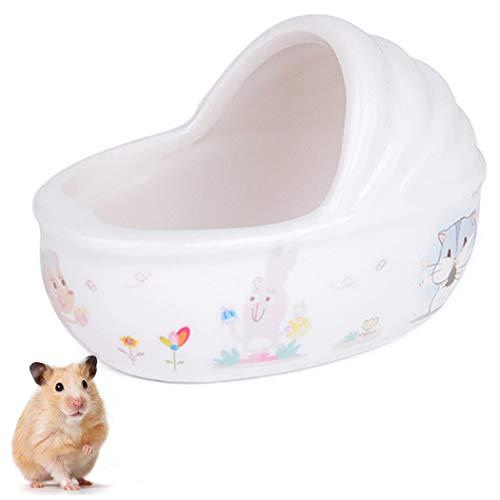 Bangcool Hamster Badkuip Creatieve Schoonmaak Keramische Huisdier Badkuip Huisdier Bad Zand Kamer Huisdier benodigdheden