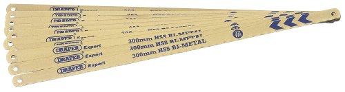 Draper 736/10 Lames pour scie à métaux Bilame 10 x 32 dents