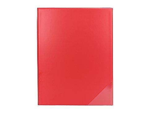 ggm Chormappe DIN A4 Standard, Füllhöhe: 5mm, Original, Farbe: rot