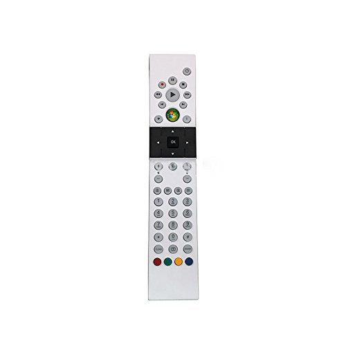 Universal Replacement IR MCE Remote Control Fit for RC1974501/00 for Intel NUC HTPC Media Center System