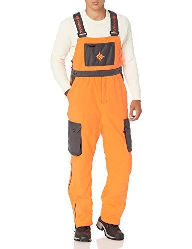 Nomad Herren Harvester Bib Hosen, Blaze orange, 3X-Large