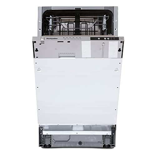 Integrated Slimline 45cm Dishwasher