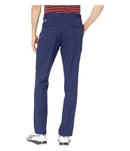 PUMA Men's Golf 2019 Jackpot 5 Pocket Pant, Peacoat, 36 x 30