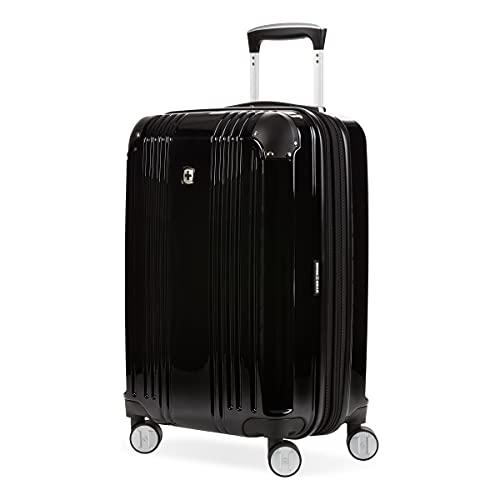 SwissGear Carry-On 20-Inch, Black