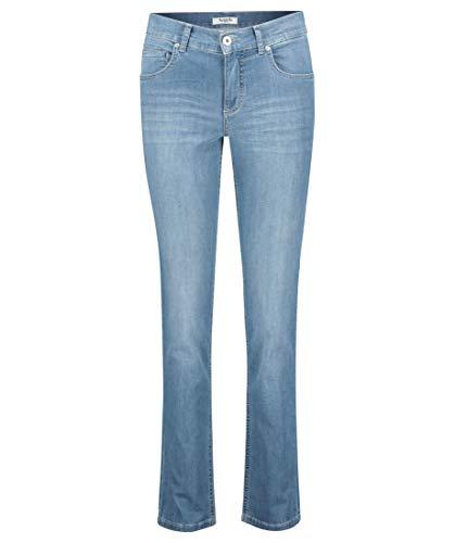Angels Damen Jeans Cici Regular Fit Bleached (80) 40/30