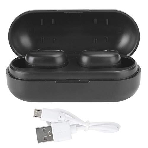 WEILafudong Bluetooth Gaming Headset True Wireless Stereo Battery Display para el trabajo Deportes Juego