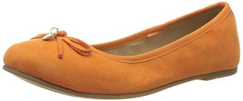 s.Oliver Damen 5-5-22106-24 Geschlossene Ballerinas, Orange (ORANGE 606), 38