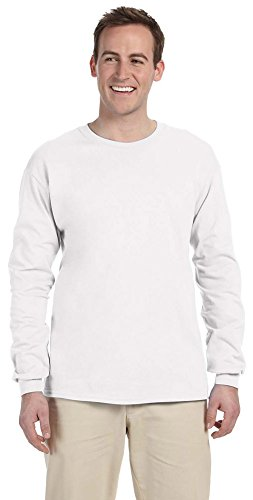 Kectelly Men's G240 Ultra Cotton Long Sleeve T-Shirt