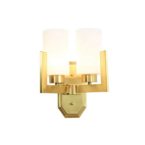 CHNOI Luces de pared vintage Iluminación industrial de alambre rústico metal jaula apliques interior casa lámpara de pared retro lámpara de luz [clase energética
