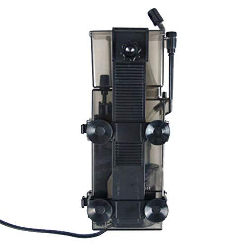 karrychen Water Filter Marine Protein Skimmer Separator with Pump for Aquarium