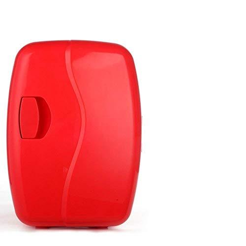 AYDQC Refrigerador de Coches, refrigeración portátil Mini refrigerador Caja de calefacción Pequeño congelador refrigerador refrigerador y congelador-Amarillo 28x26x19.7cm (11x10x8inch) fengong