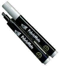 FabricMate Chisel Tip Fabric Marker, Mist Grey