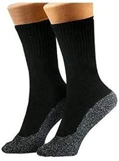35 Below Thermal Winter Socks - 1 Pair, Aluminized Fibers, Comfortable, Multiple Colors