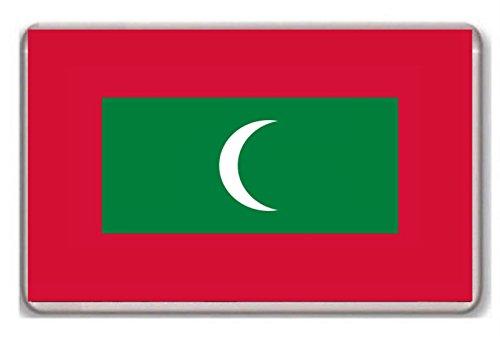 Flagge der Malediven Magnet