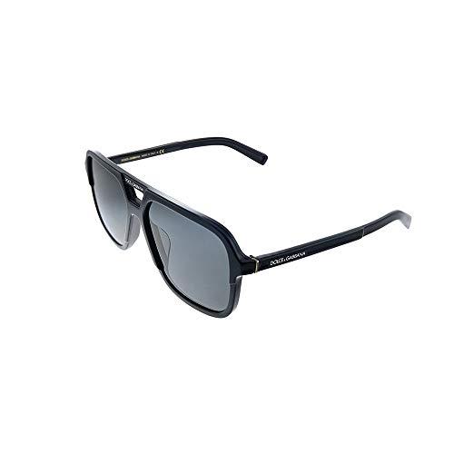 Dolce&Gabbana DG4354F Sunglasses 501/87-58, Grey DG4354F-501-87-58