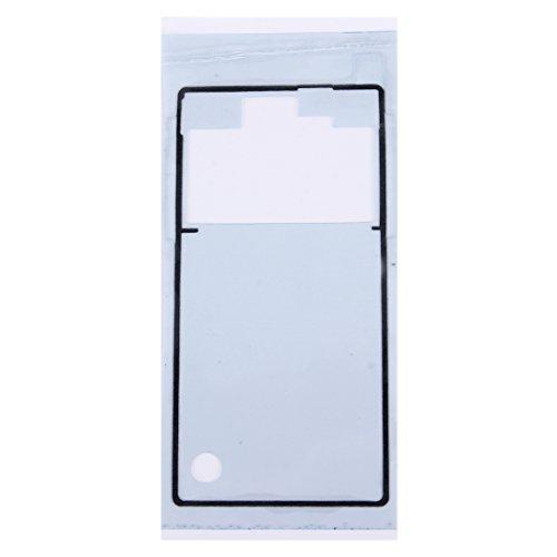 Recambios del teléfono móvil LGMIN la Cubierta de la Etiqueta engomada Adhesiva for Sony Xperia Z / L36H