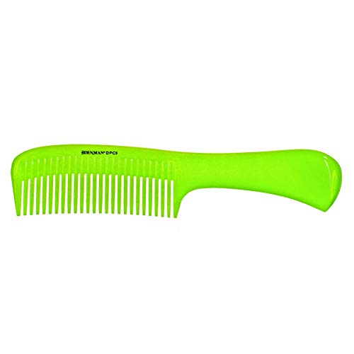 Denman Rake Lime Green Women Hair DPC6GRN New Orleans Now free shipping Mall - Wide Comb – Too