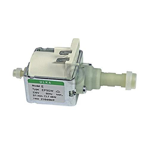Wasserpumpe Pumpe Ersatz für Philips Saeco 996530007753 12000140 Ulka EP5GW 48W 230V Elektropumpe für Kaffeemaschine
