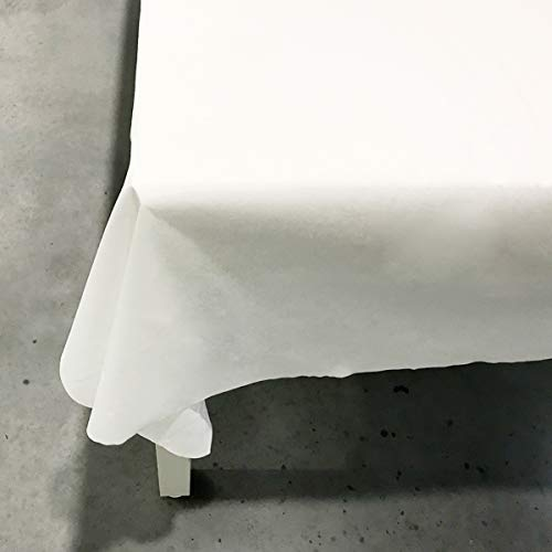 La PAJARITA | 10 x Einweg-Massage-Spannbetttuch 120 x 200 cm | Perfekt für Massagen, Physio, Krankenhausbetten