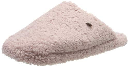 ESPRIT Damen Doni pers Mule Pantoffeln, Pink (Pink 670), 37 EU