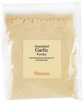 Granulated Garlic New product! New type Powder By Penzeys Spices 1.5 bag 8.8 cup oz Ranking TOP3
