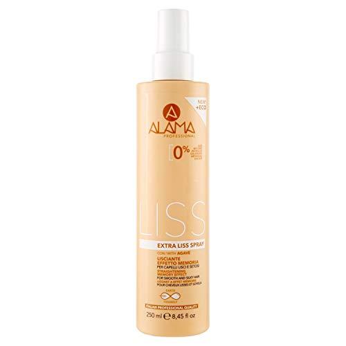 Alama Professional LISS Spray Lisciante Effetto Memoria per Capelli Lisci e Setosi - 250 ml