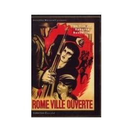Roberto Rossellini - 4 Films : Allemagne, année zéro + Rome, Ville ouverte + Stromboli + Voyage en Italie [Francia] [DVD]