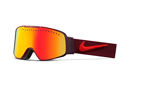 Nike Skibril Fade Team Red Bright Yellow Red Ion