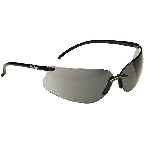 Makita P-66341 occhialini e occhiali di sicurezza Nero, Grigio