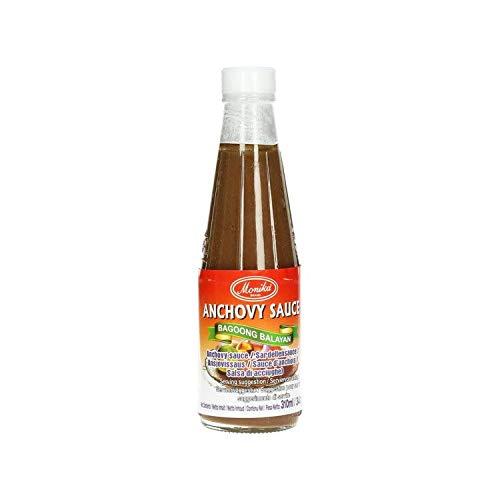 Monika – Bagoong Balayan- Gefermenteerde Vissaus – Belangrijk Ingrediënt voor de bereiding van Pad Thai – Aziatisch…